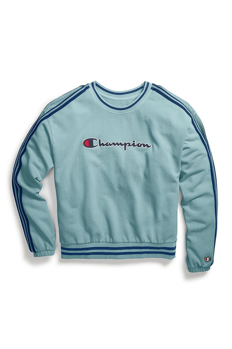 Champion Women Vintage Eye Fleece Cold Shoulder