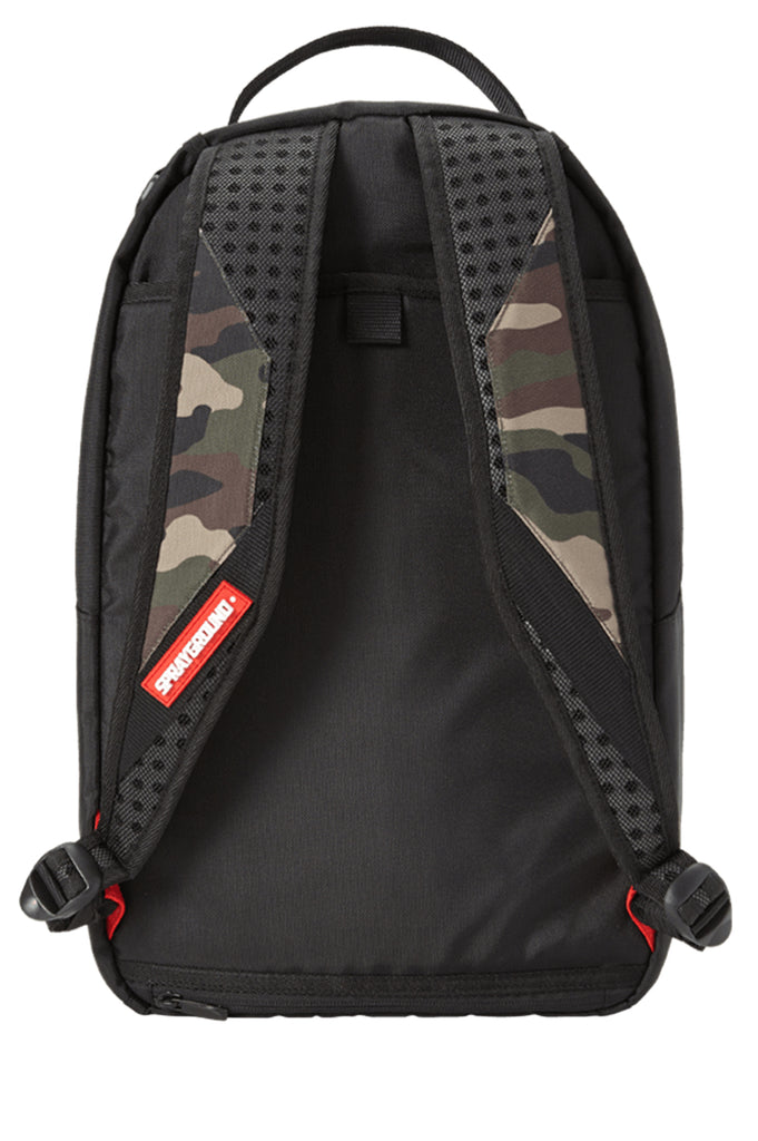 Sprayground Acc Camo Side Shark Double Cargo
