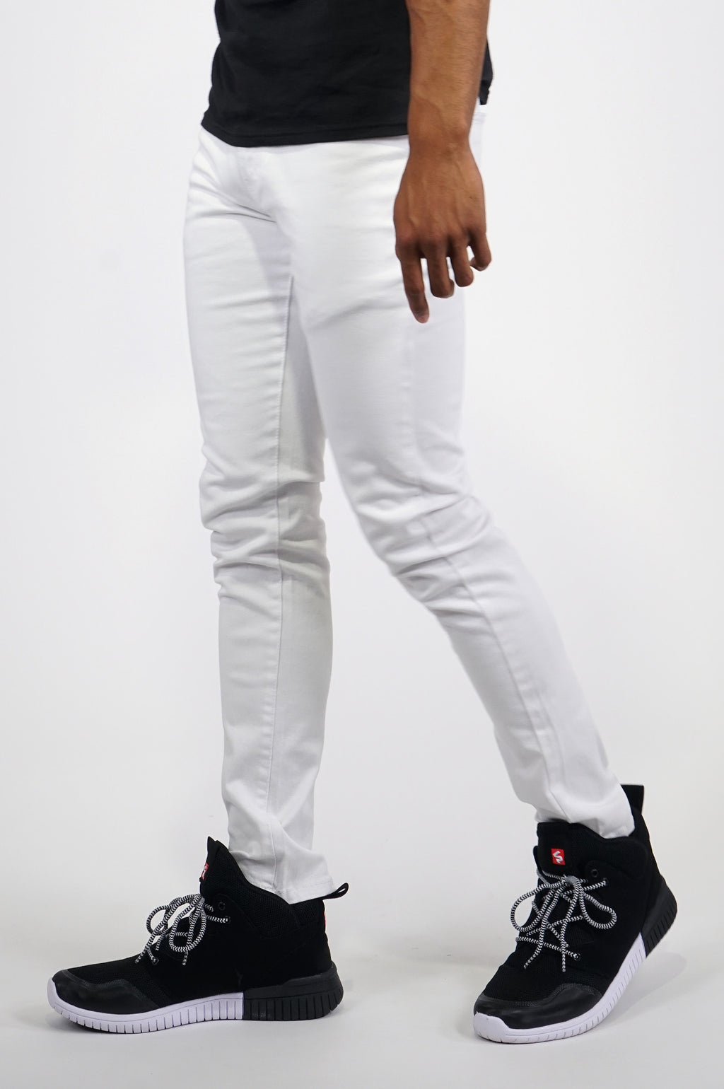 Aao Fashion Mens Color Twill Pants