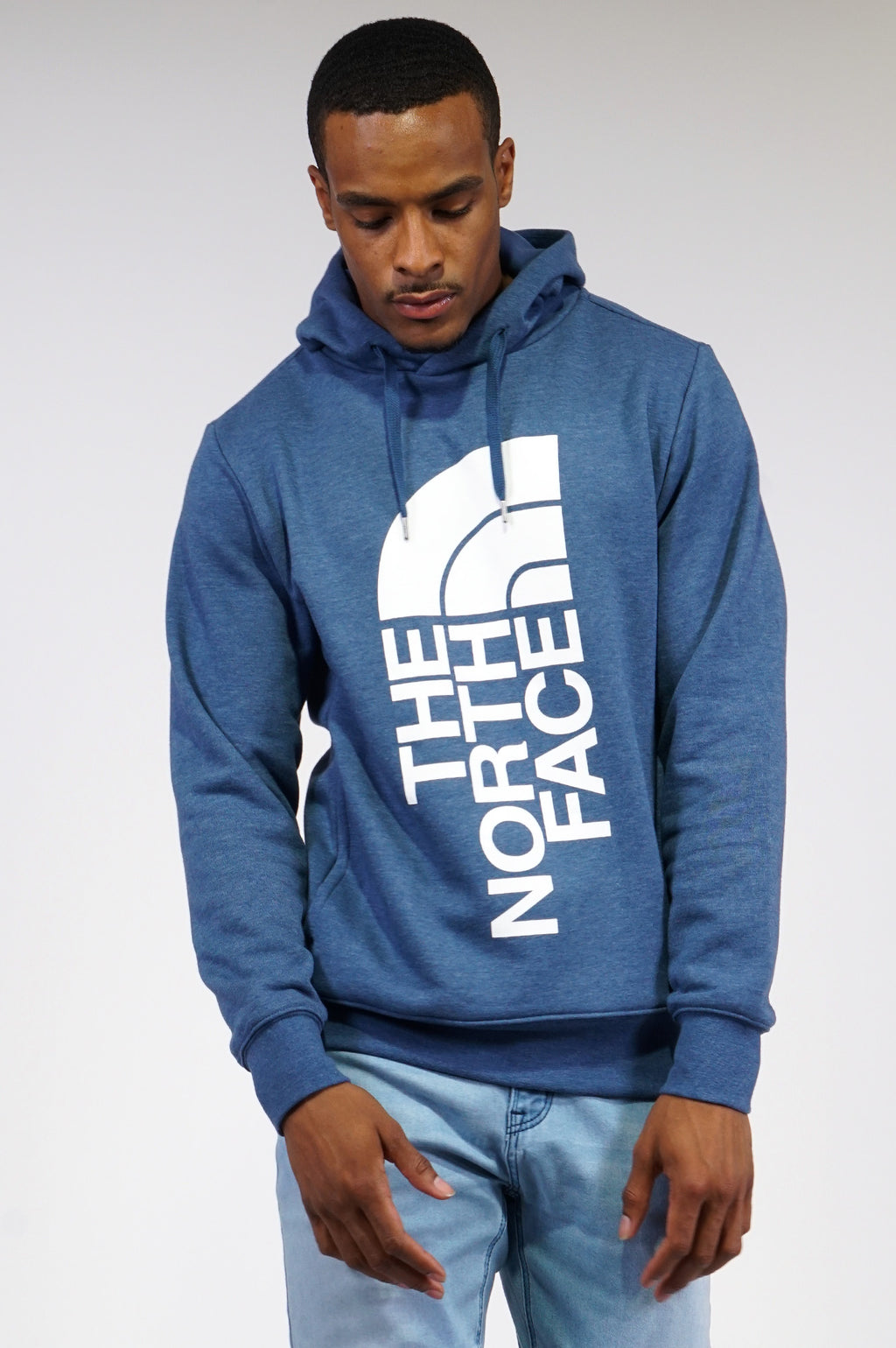 The North Face Mens Trivert Logo Pullover Hoodie