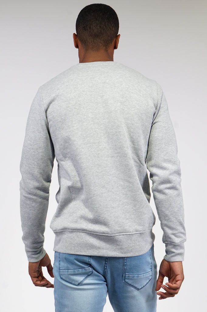 North Face Mens Novelty Box Crew Neck Fleece