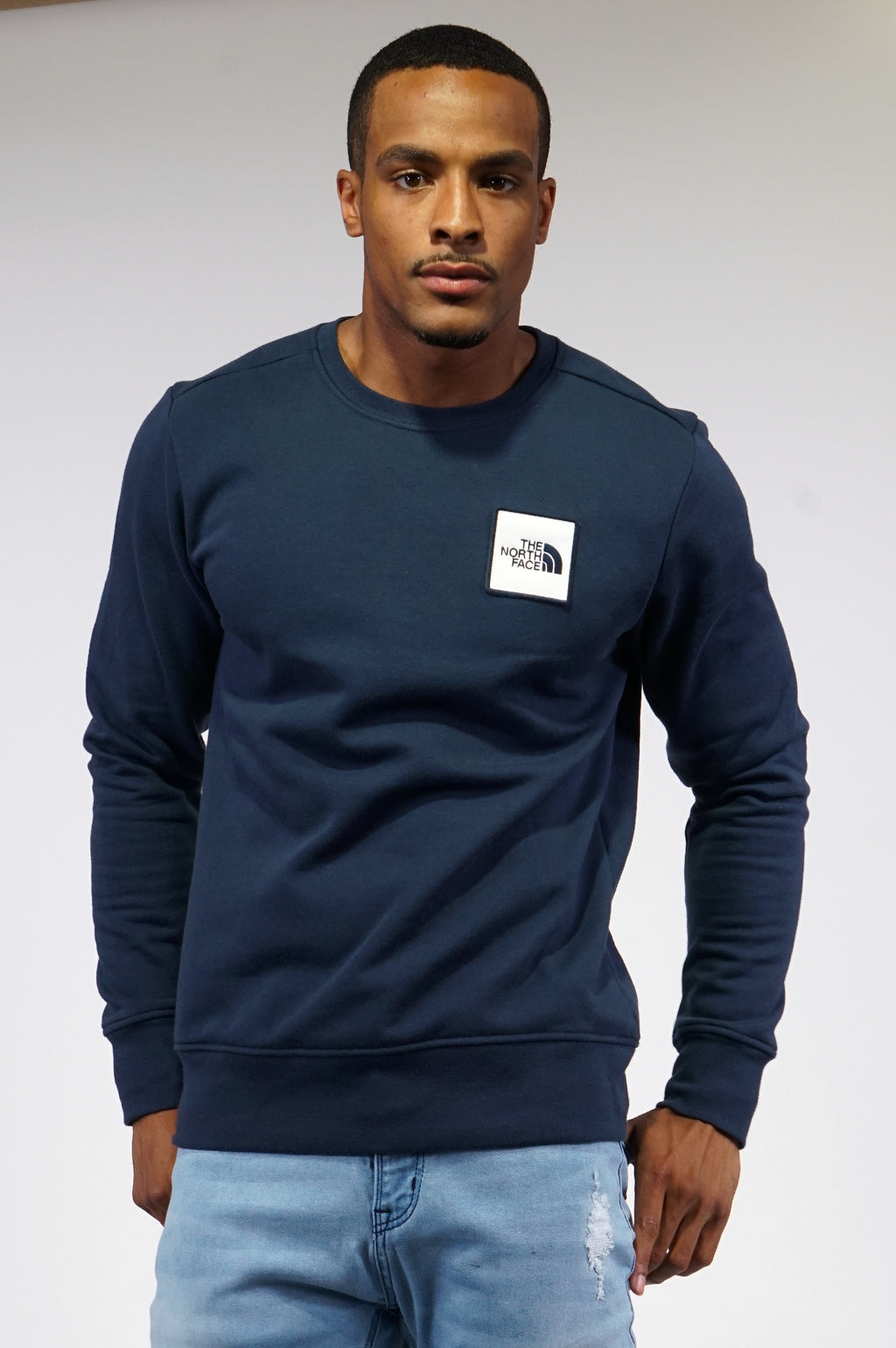 THE NORTH FACE MENS NOVELTY BOX CREW