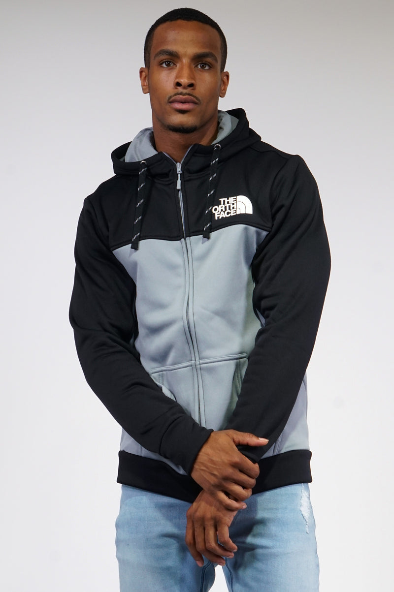 The North Face Mens Surgent Bloc Full Zip