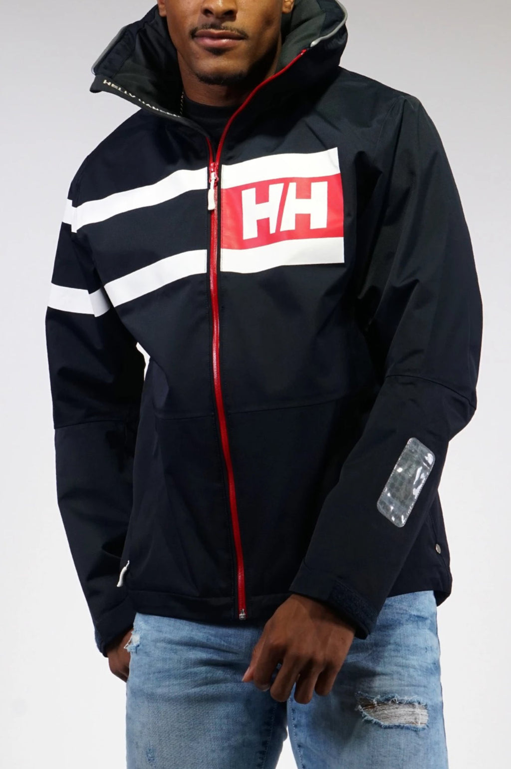 HELLY-HANSEN MENS SALT POWER JACKET