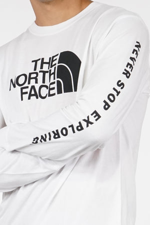 The North Face Mens L/S Half Dome Tee