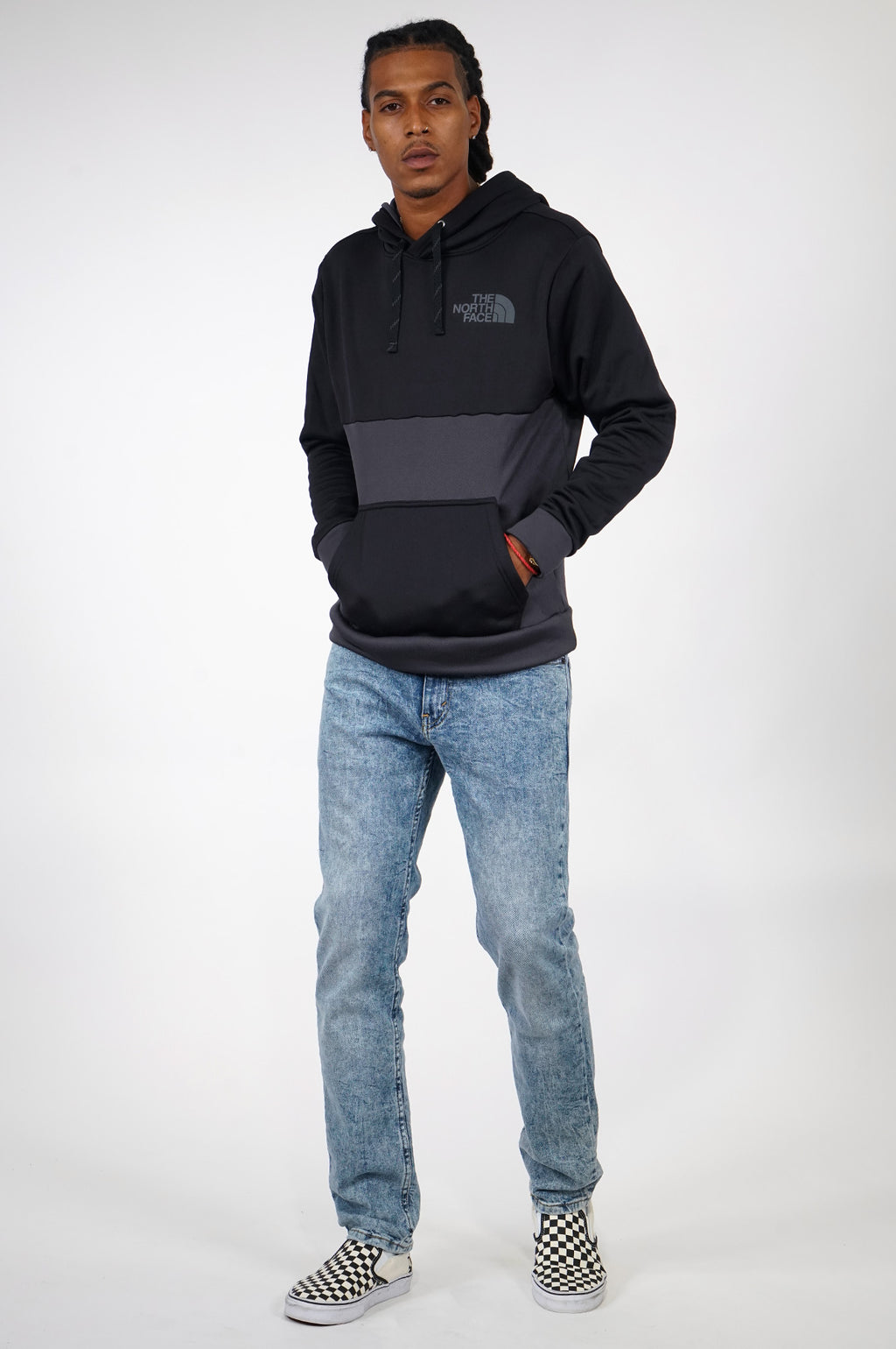 The North Face Mens Surgent Bloc Hoodie