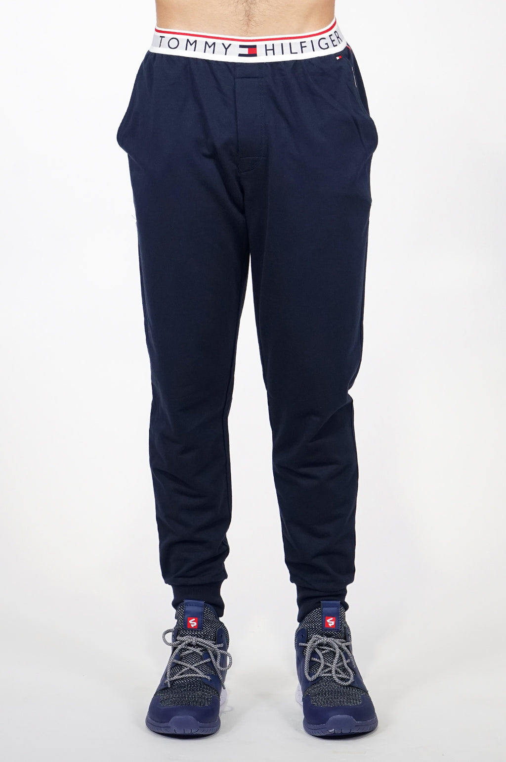 TOMMY HILFIGER LOUNGEWEAR MENS ESSENTIAL PANTS