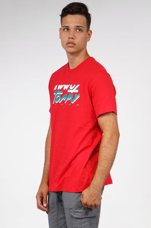 Tommy Hilfiger Loungewear Mens S/S Graphic Tee