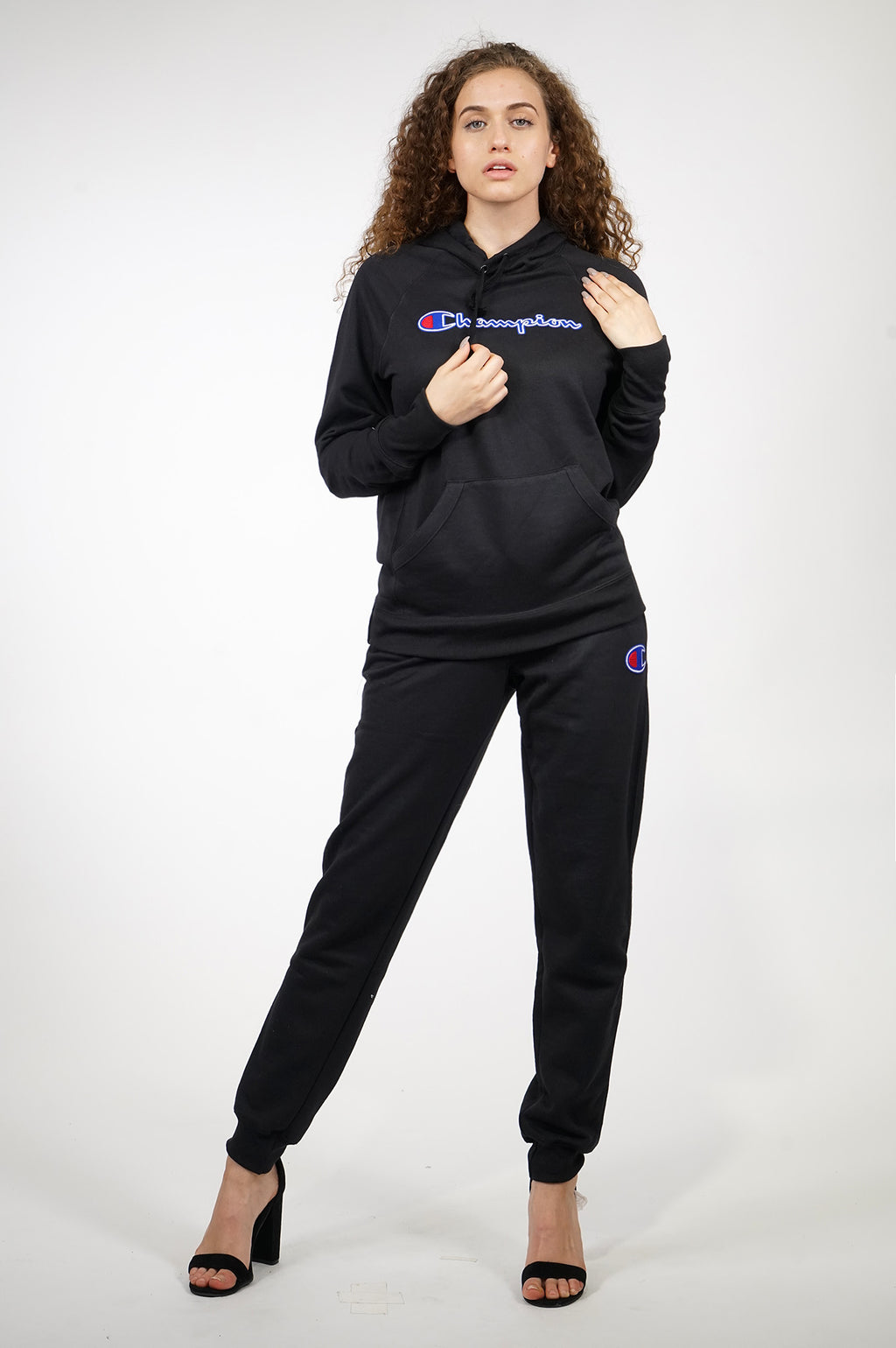 Champion Womens Powerblend Fleece Jogger
