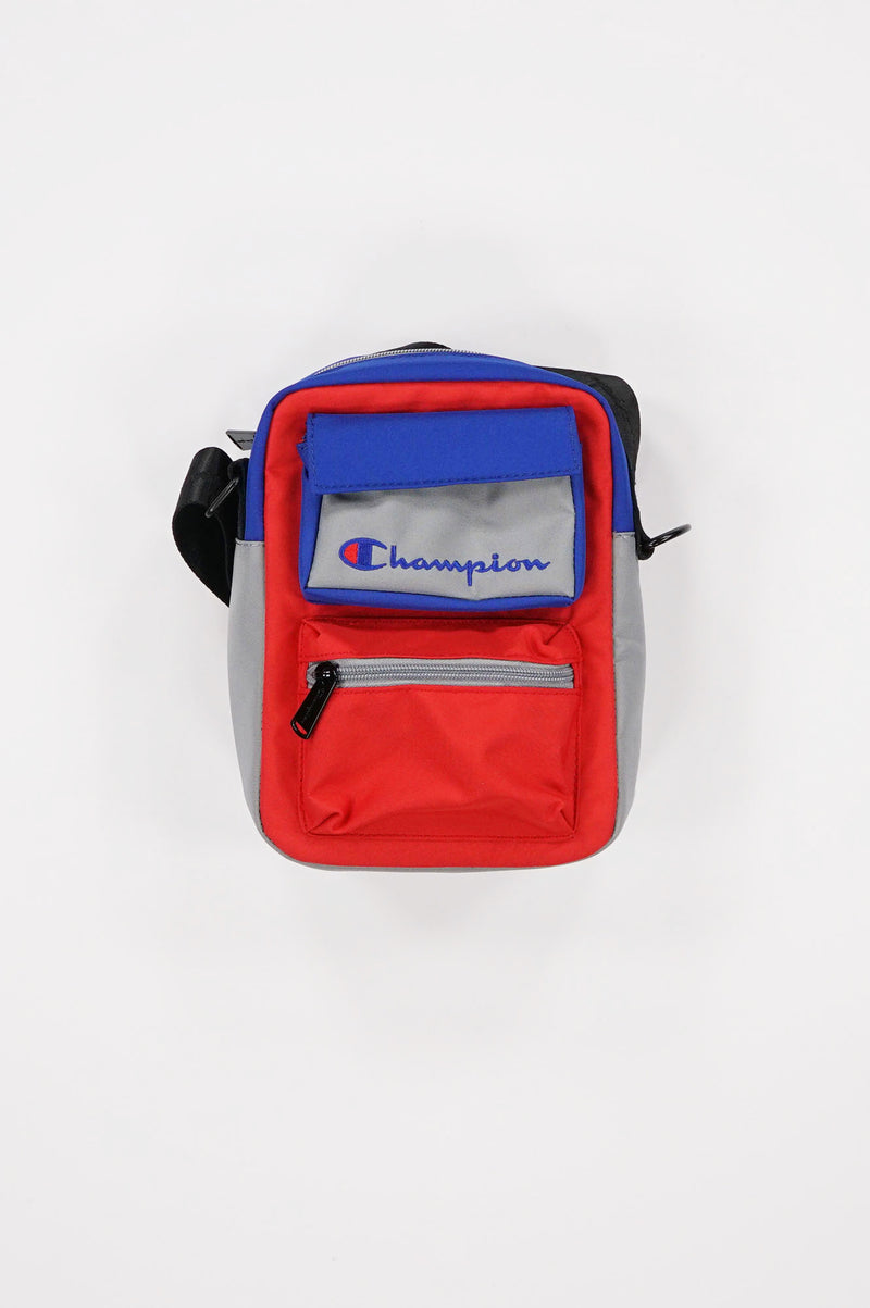 Champion Acc Champion Color Block Cross Body Shoulder Bag
