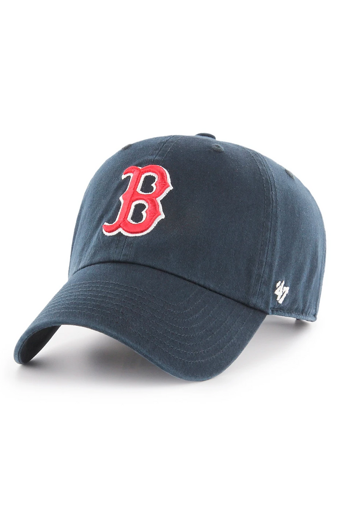 47' Clean Up Redsox Baseball Cap