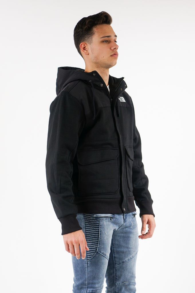 North Face Men Rivington Zip Up Hoodie