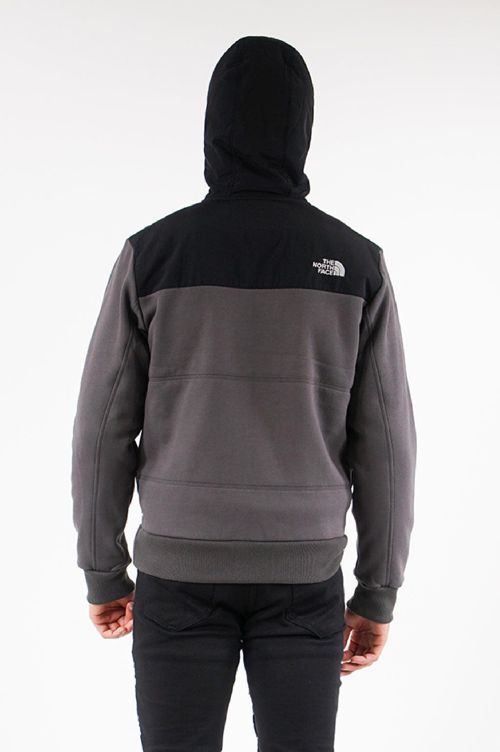 The North Face Mens Rivington Zip Up Hoodie