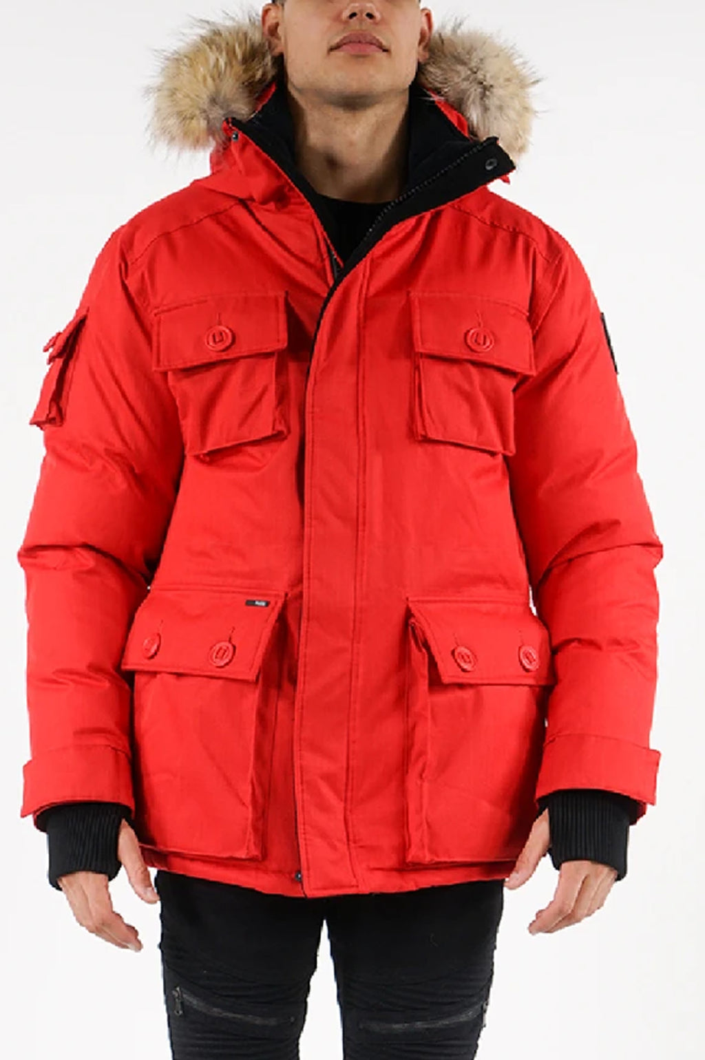 Nobis Mens Barry Parka