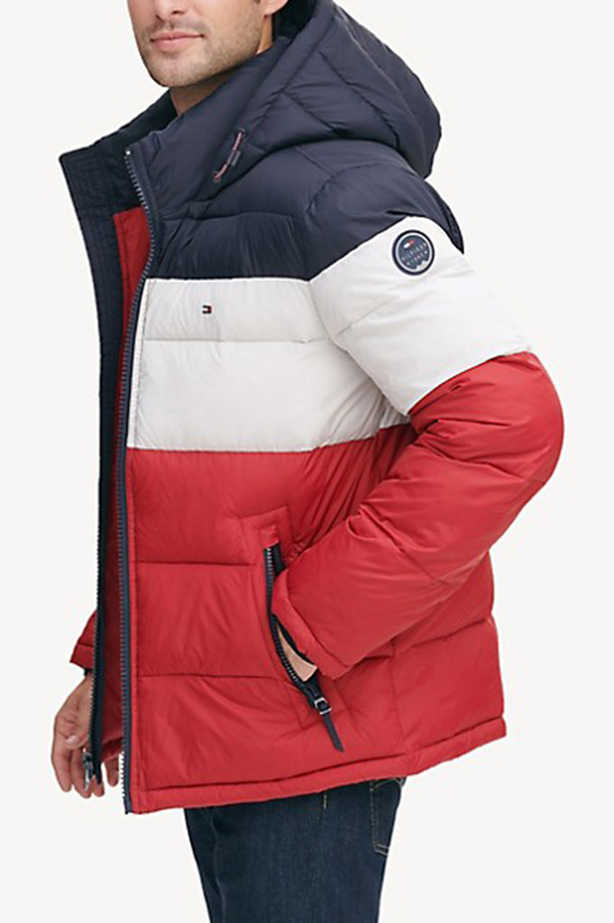 Tommy Hilfiger Outerwear Men Heavyweight Puffer