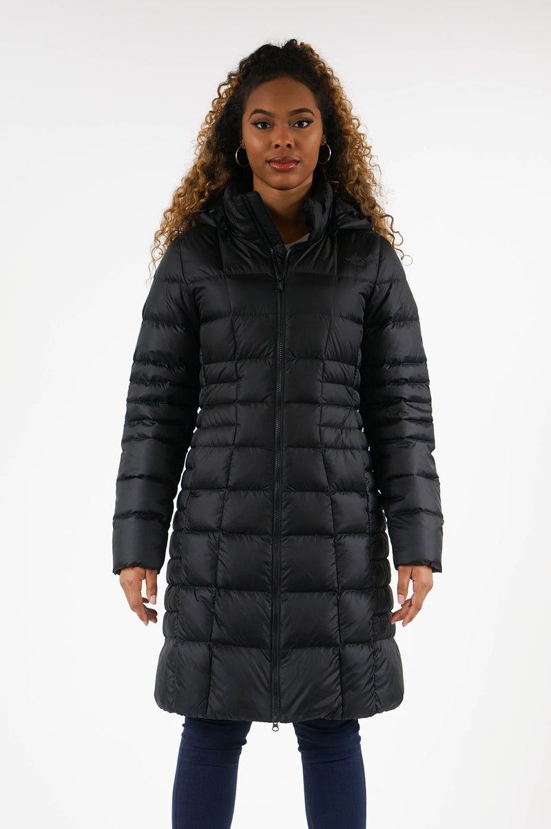 The North Face Womens New Metropolis Goose Down Parka Ii