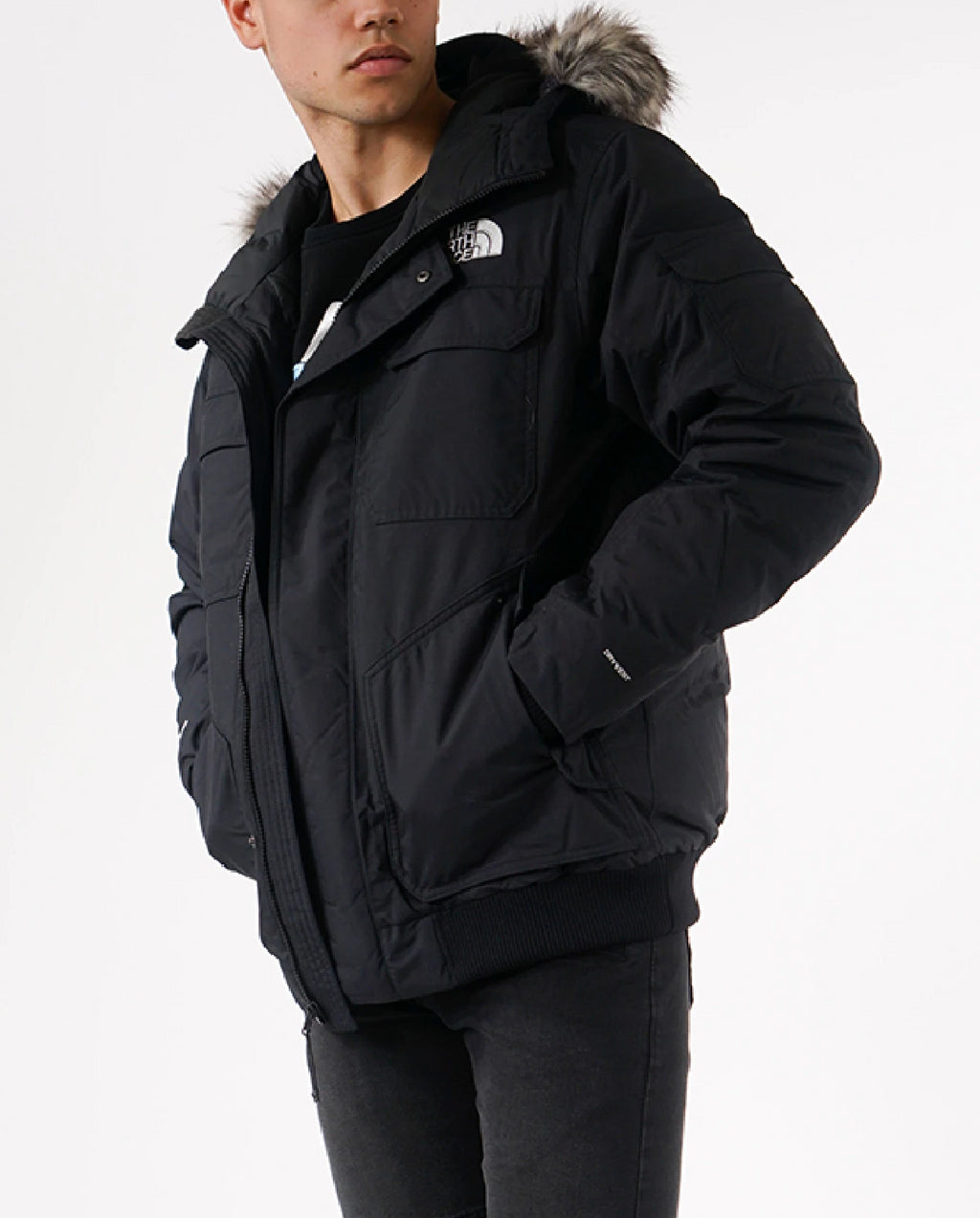 The North Face Mens Gotham Goose Down Jacket