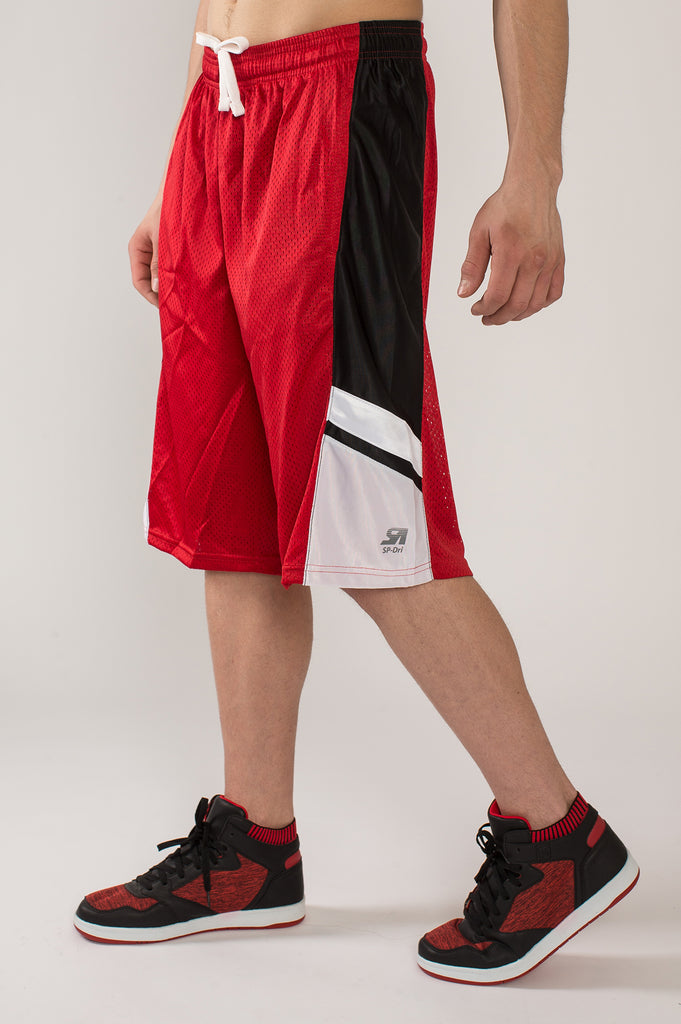 Southpole Men Basketball Mesh Shorts