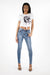 Aao Fashion Womens Basic Denim