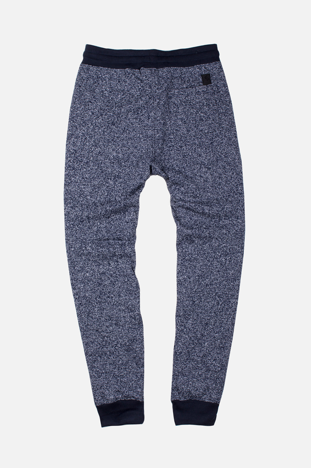 Southpole Mens Basic Fleece Marled Jogger Pants