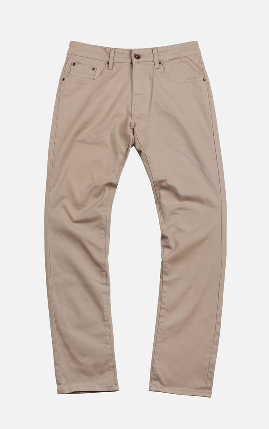 WT02 Mens Color Twill Pants