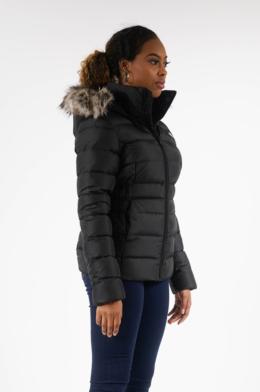 THE NORTH FACE WOMENS GOTHAM GOOSE DOWN JACKET