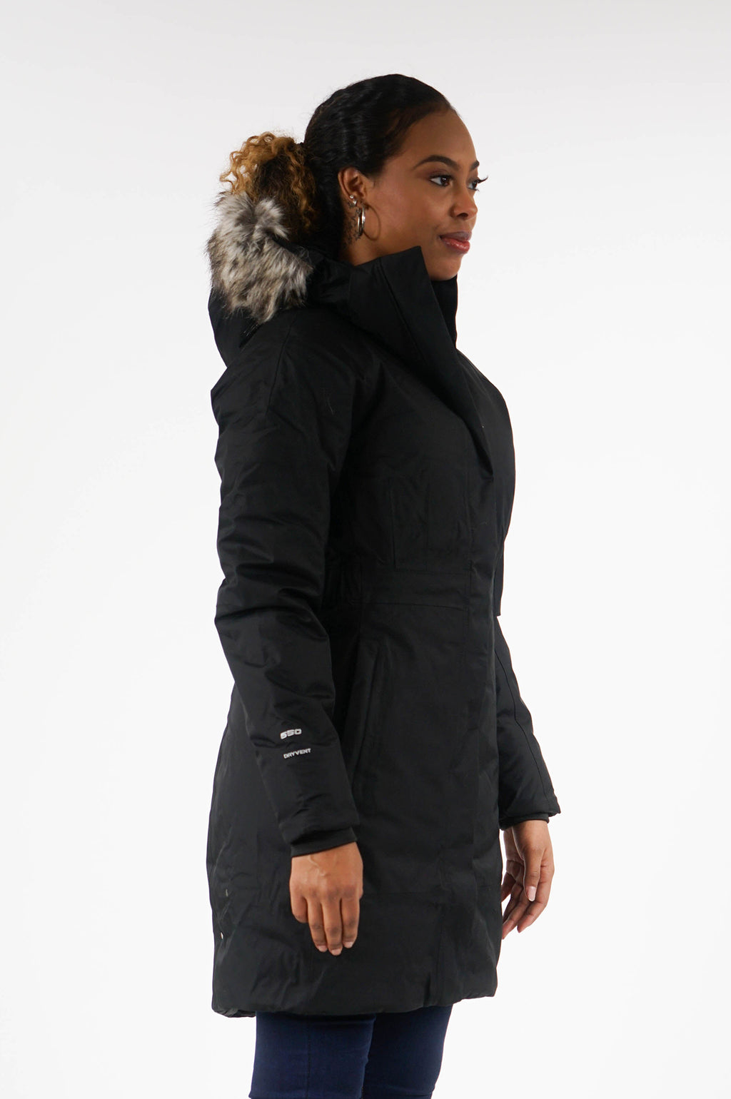THE NORTH FACE WOMENS ARCTIC PARKA