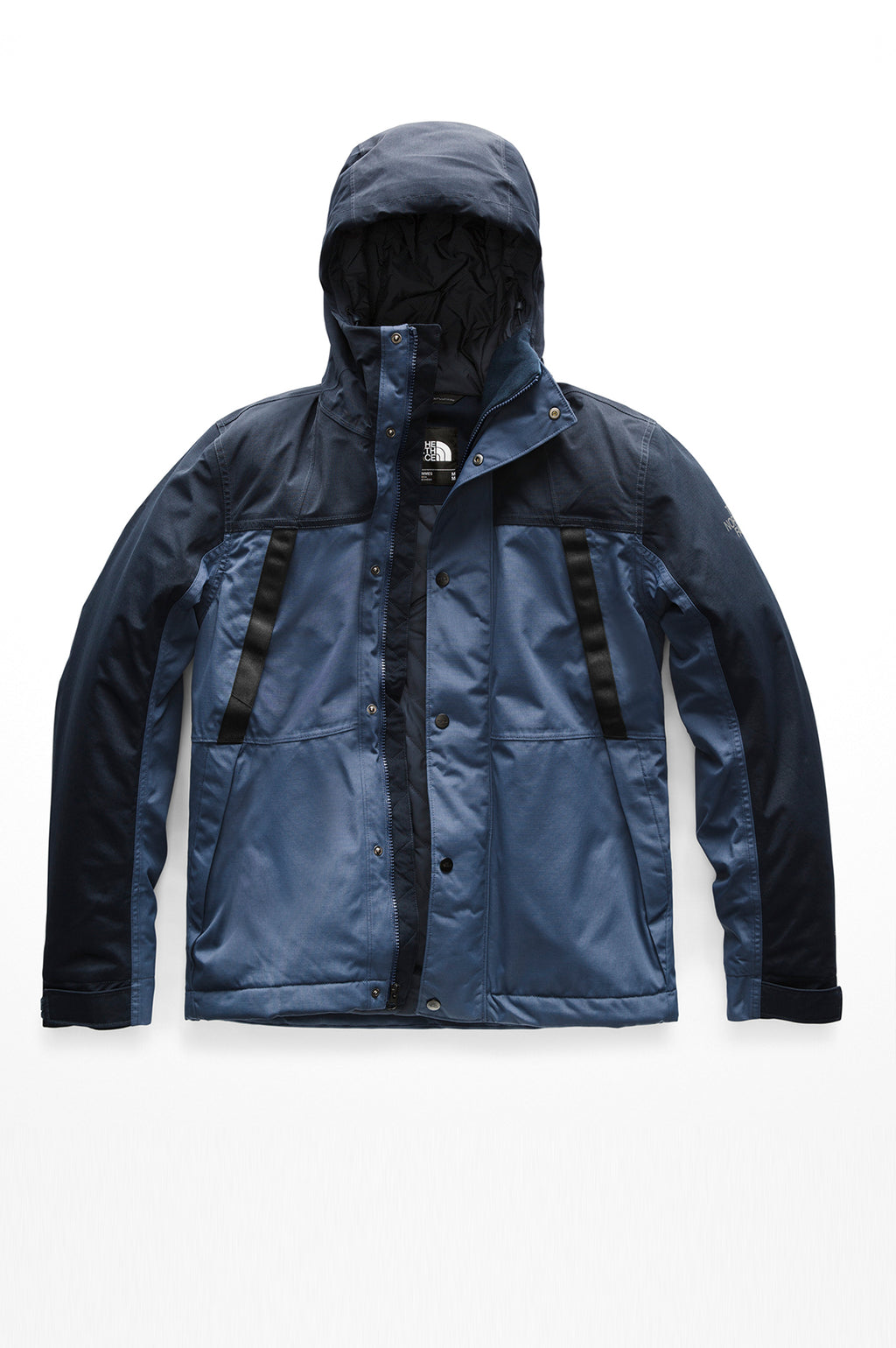 The North Face Mens Stetler Insulated Rain Jacket
