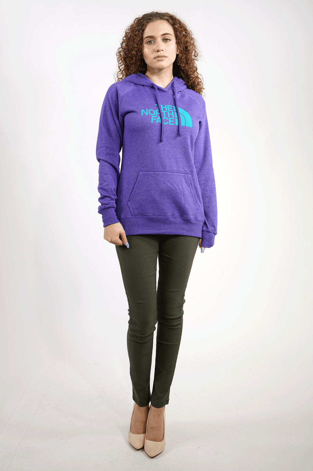 The North Face Womens Half Dome Hoodie