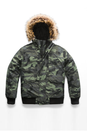 The North Face Youth Boys Gotham Down Jacket