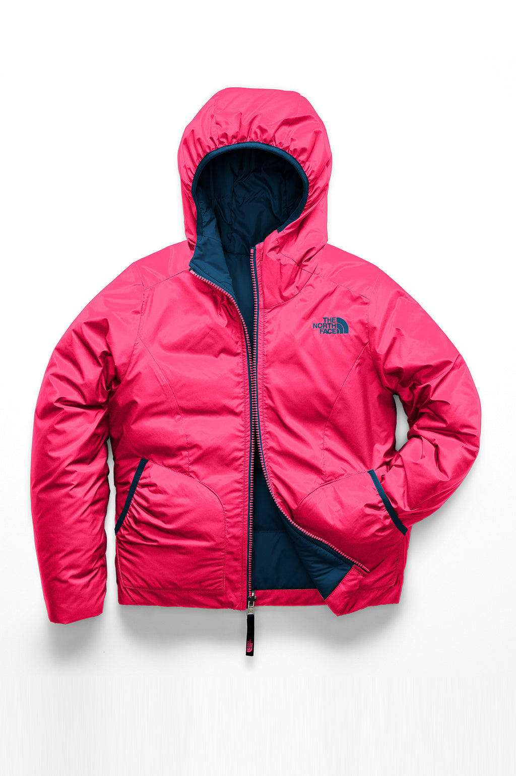 The North Face Youth Girls Reversible Perrito Jacket
