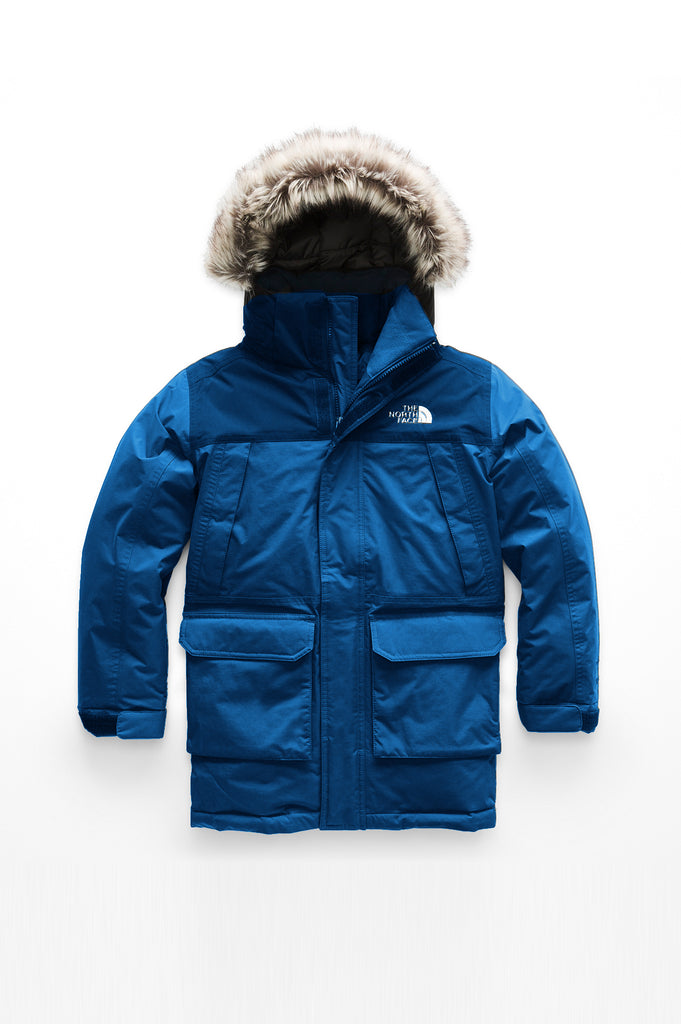 North Face Youth Mcmurdo Parka