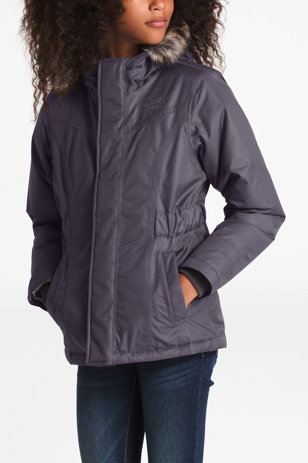 The North Face Youth Girls Greenland Down Parka