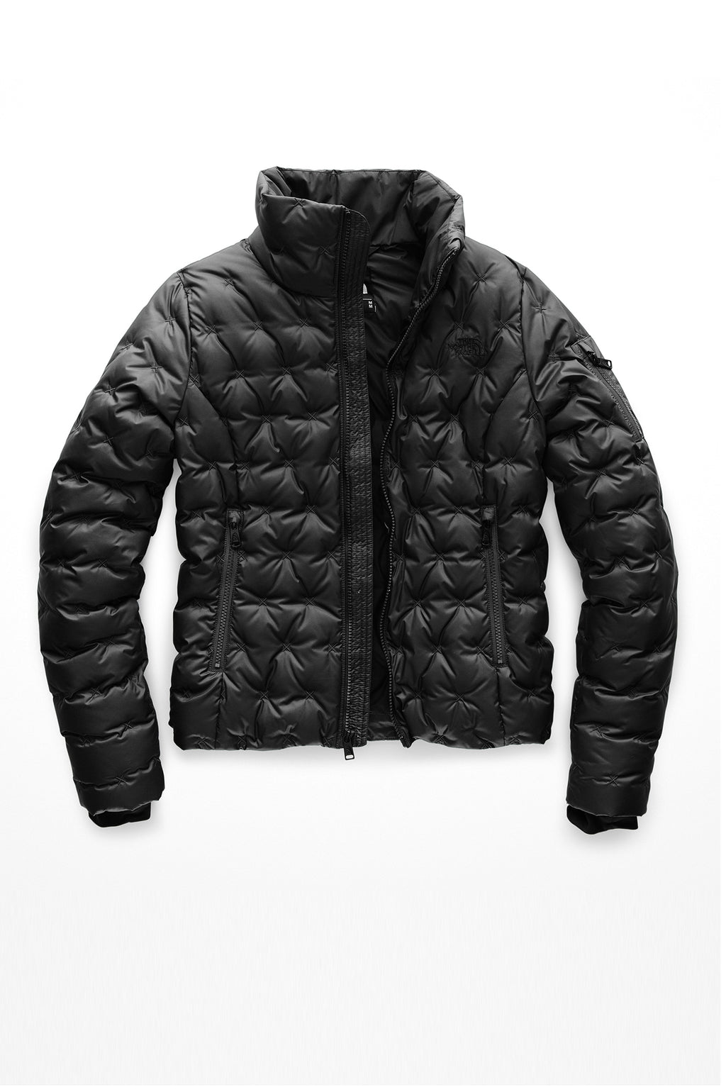 The North Face Womens Holladown Crop Goose Down Jacket