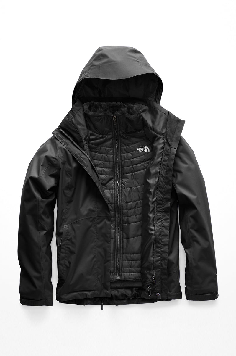 THE NORTH FACE WOMENS MOSSBUD SWIRL TRI