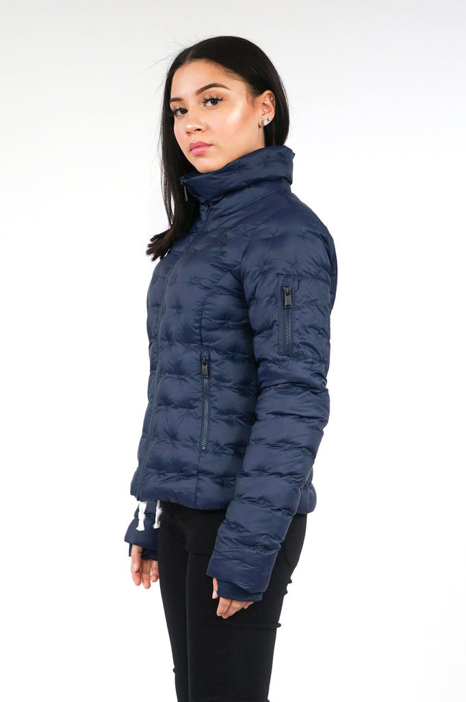 North Face Women Holladown Crop Goose Down Jacket