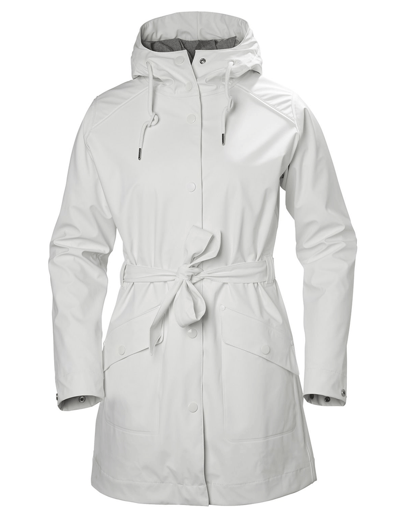 HELLY HANSEN WOMENS KIRKWALL RAIN COAT