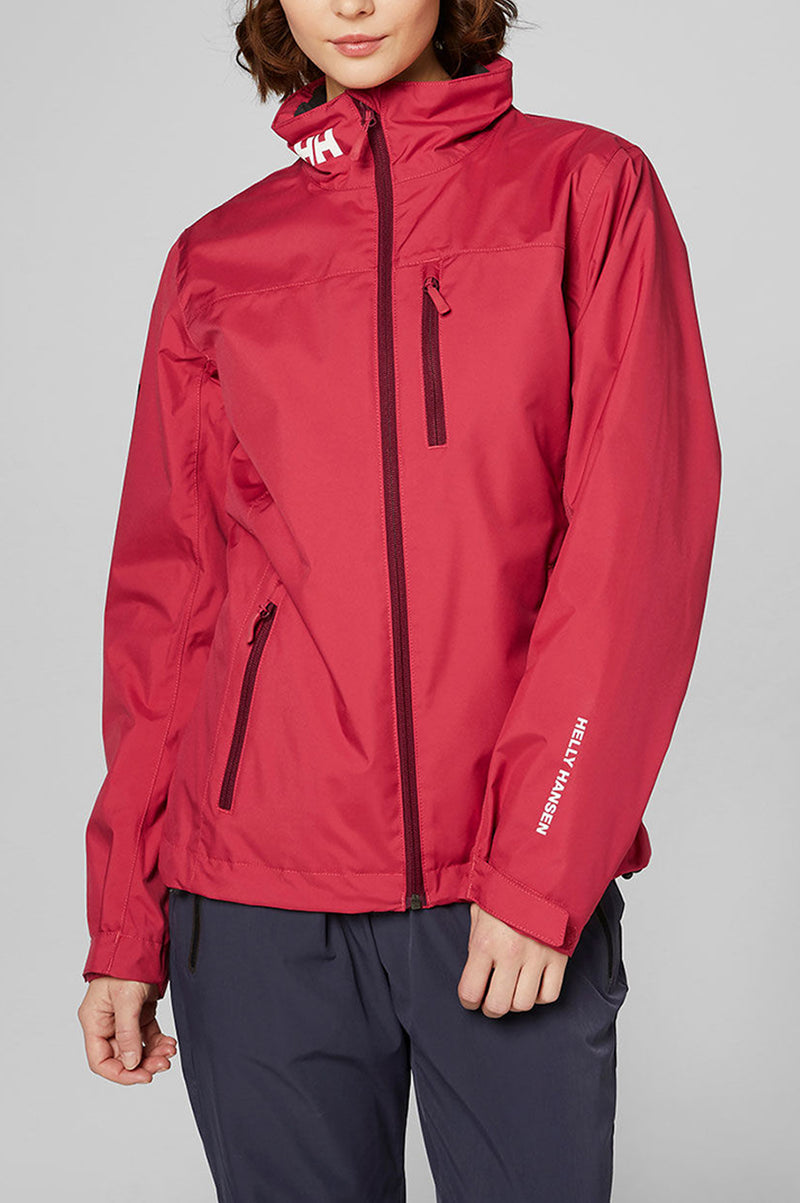 Helly-Hansen Womens Crew Midlayer Jacket