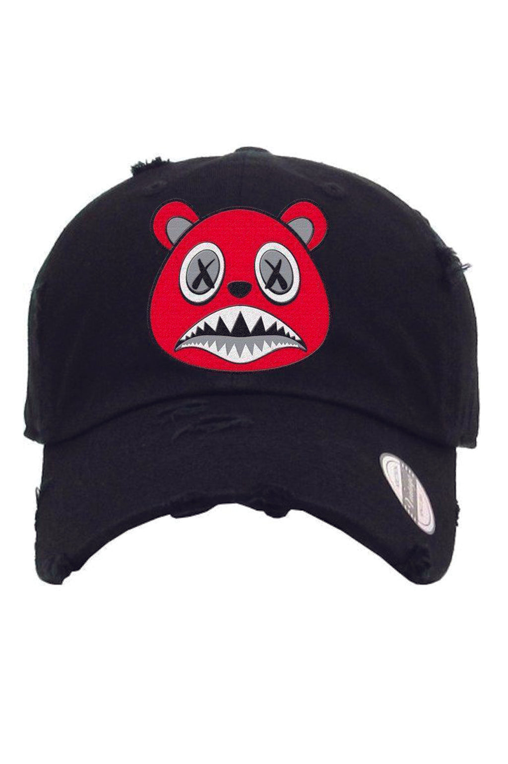 Baws Dad Hat Angry Baws