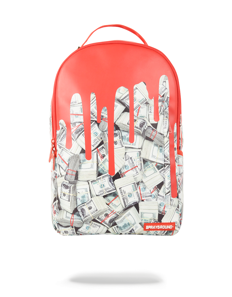Sprayground Money Drip Backpack