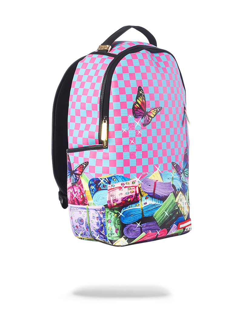 Sprayground Acc Rainbow Stacks Backpack