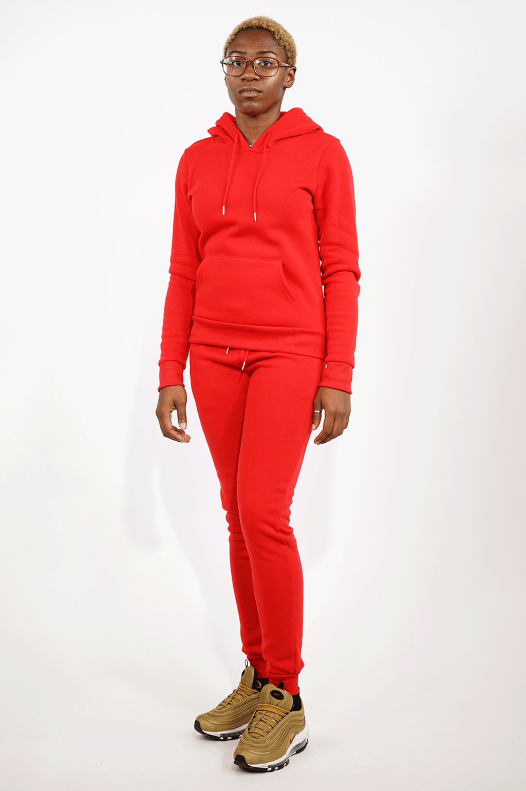 Southpole Women Fleece Basic Jogger