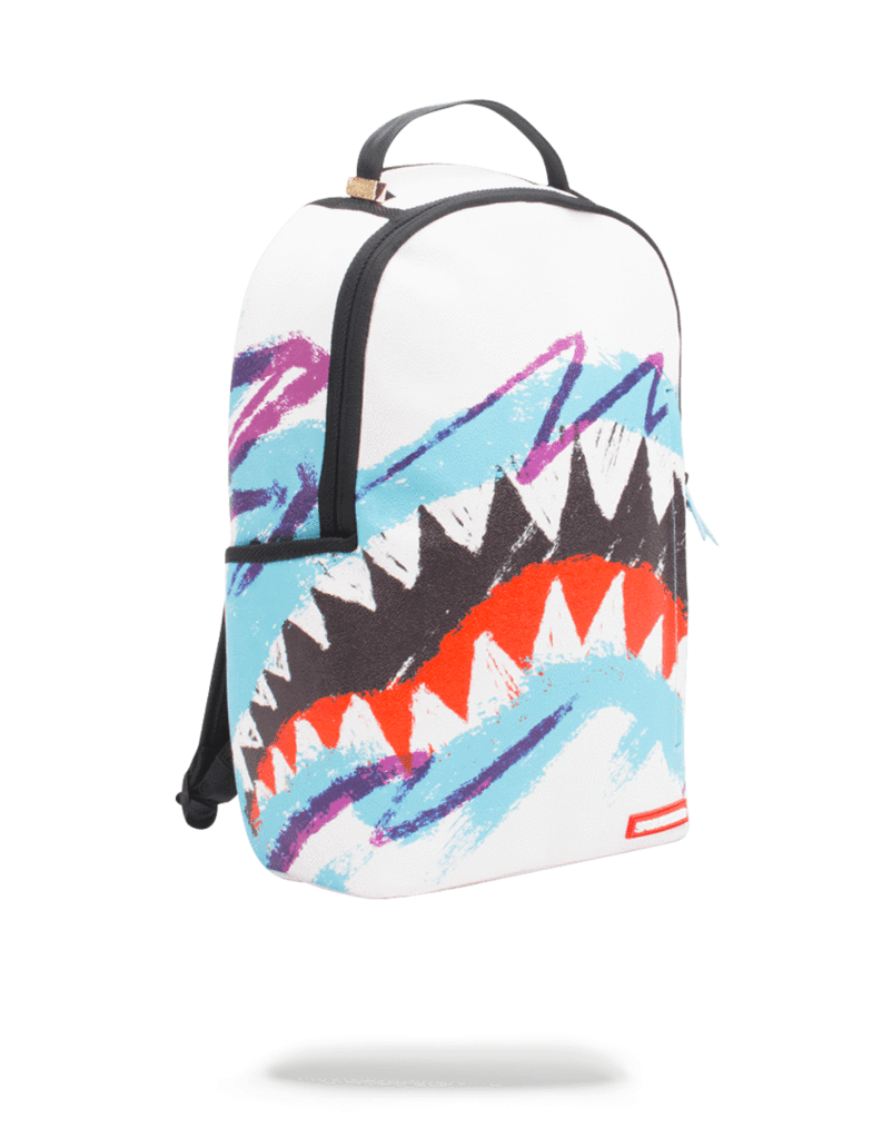 Sprayground Java Shark Backpack