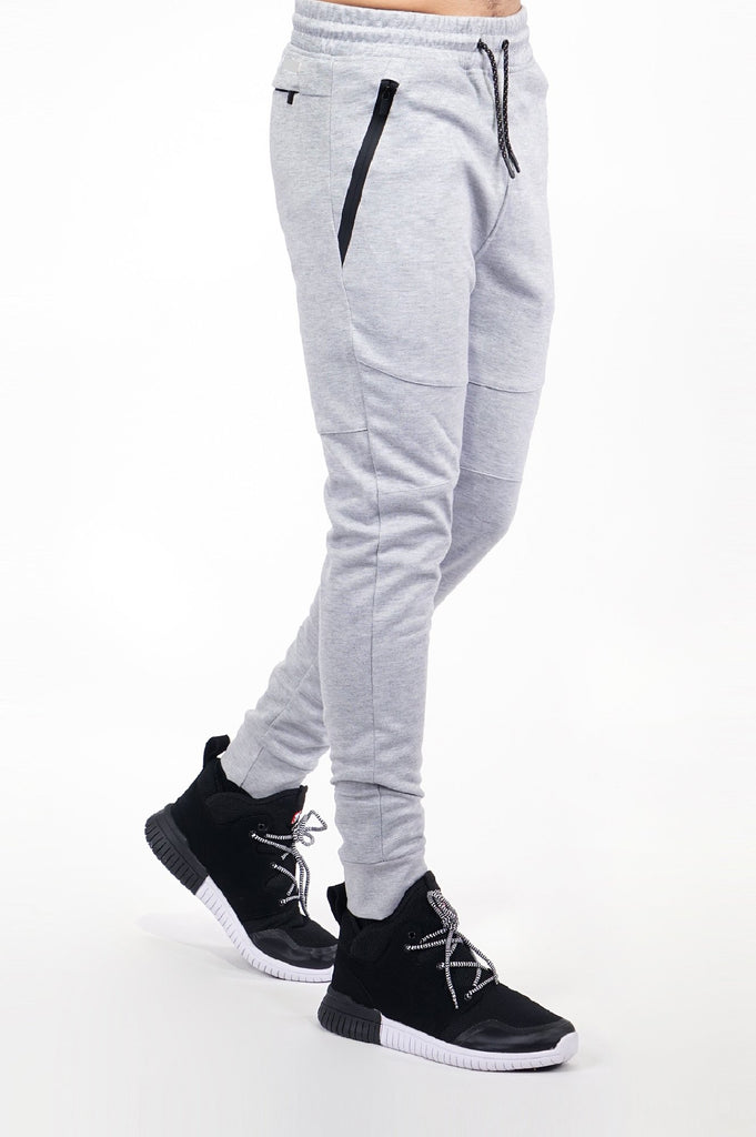 Aao Essential Men Basic Tech Fleece Joggers
