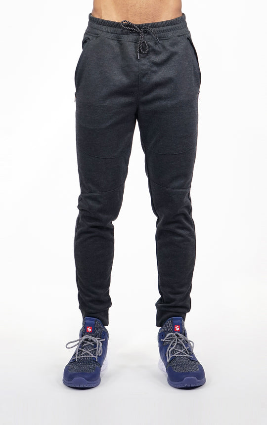 Aao Fashion Mens Basic Tech Fleece Jogger Pants