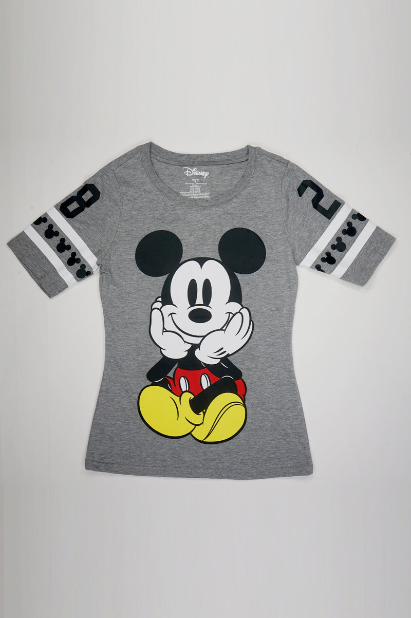 AAO FASHION WOMENS MICKEY F AND B STRIPES