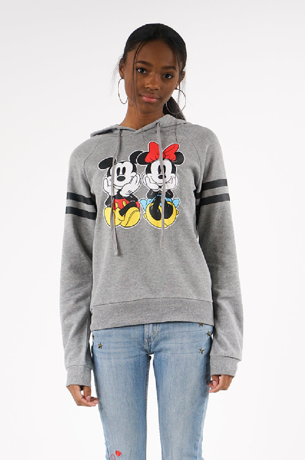 Aao Fashion Womens Mm Pair Fb Nd & Sl Hoody