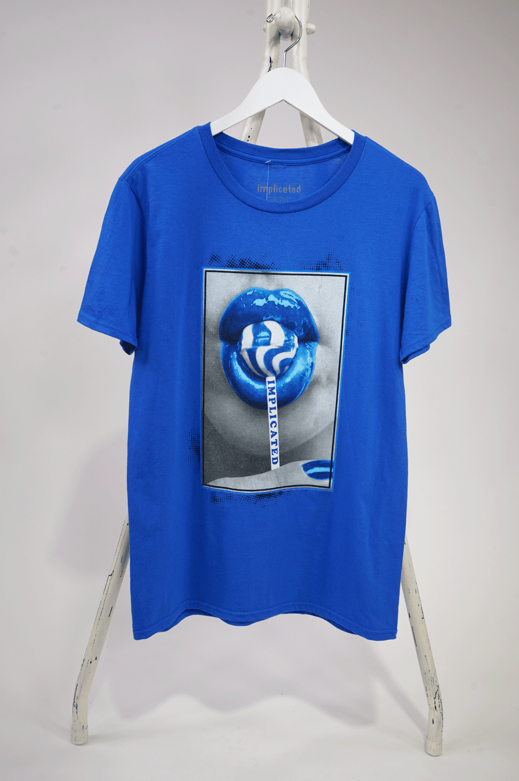 AAO FASHION MENS S/S FEELING BLUE TEE
