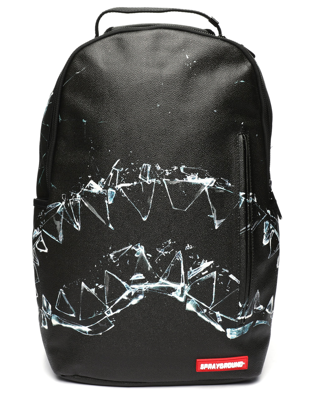 Sprayground Broken Glass Shark Backpack