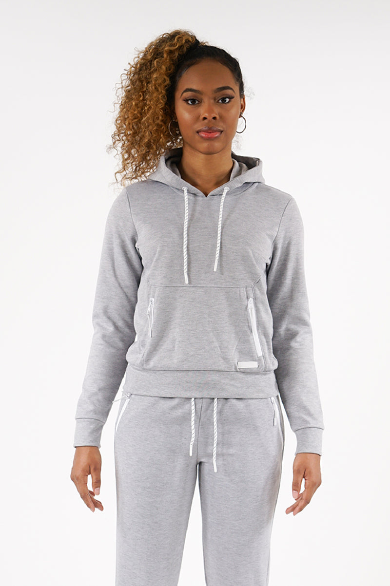 Southpole Womens Tech Fleece Basic Pullover